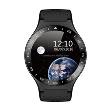 Android 5.1 3G smart watch phone With heart rate monitor