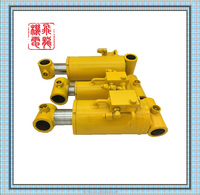 Good price telescopic customized hydraulic cylinder for bucket truck from well-managed company