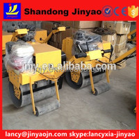 road roller use WHITE hydraulic piston pump, 2017 sale top quality double drums road roller, road roller use EATON travel motor