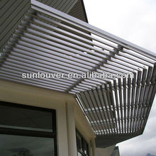 waterproof Corrosion protection folding exterior shutters