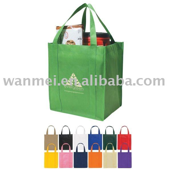 2017 high quality non woven bag for shopping or promotion