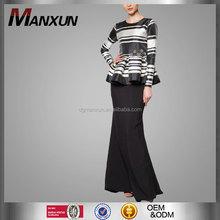 Baju Kurung Malaysia Designer Baju Of Suit Fashion Women New Peplum Dress