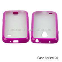 High quality shockproof protective case for samsung galaxy s4 mini