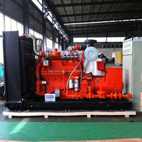CE approved Cummins engine/Deutz engine gas electric generator