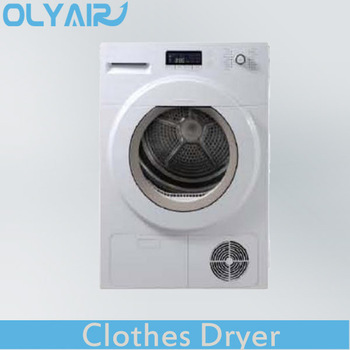 OlyAir Electronic control Class A heat pump dryer laundry 6/7Kg