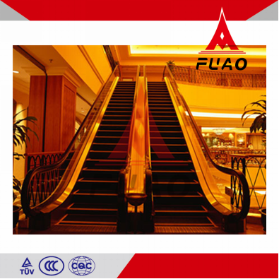 Cheap price safety decive products small home escalator cost