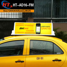 High quality led advertising taxi signal light