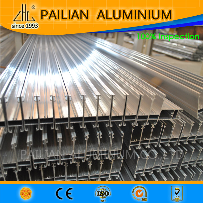 Aluminium factory supplying Aluminium Guide Channel/Rail for Rolling Shutter