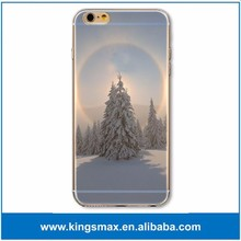 Beautiful Scenery 3D Printing Case For LG G5 Hot Selling Customized Phone Case For iPhone 5 / 5s