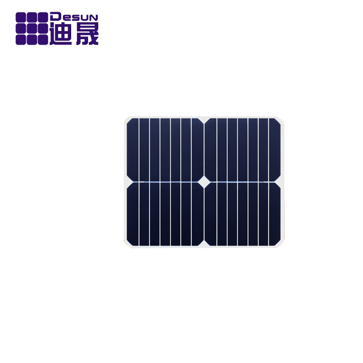 Ultra-thin Ultra-light high efficiency solar panel, frameless solar panel 15W
