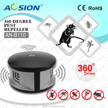 Aosion Widely use 360 degree ultrasonic electric dust mite controller
