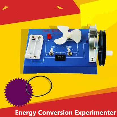 Physics experiment equipment 24026 Energy Conversion Experimenter