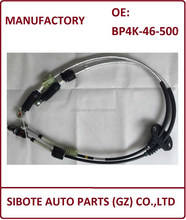 Shift control cable for 2.0 MAZDA 3 MT OE:BP4K-46-500