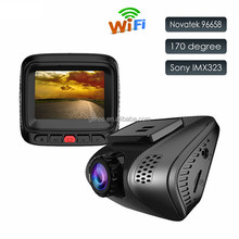 Car DVR Dash Cam Camera WIFI Full HD 1080P Novatek 96688 Sony IMX323 2.0 Inch 170 degree car video recorder