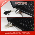 Cheap Wholesale High Quality Security Notebook Computer Cable Lock