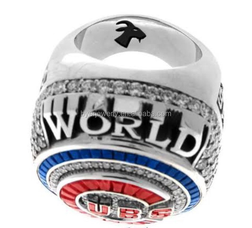 Byer Newest released MLB world series 2016 Chicago Cubs championship ring