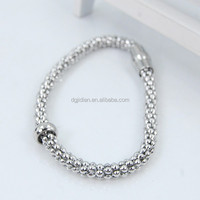 China Manufactures wholesale magnetic bracelet 316L Stainless Steel jewelry