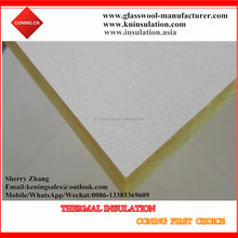 Roof ceiling tile/roof fiberglass wool ceiling