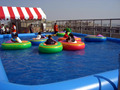 2016 inflatable pool/used swimming pool for sale