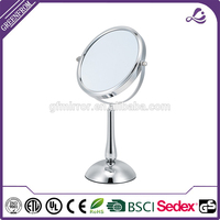 vanity table with lighted mirror makeup mirror Magnifying double sides decorative makeup mirror for wholesales