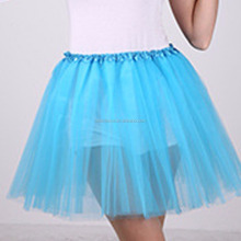 BestDance Women Kids Girls Tutu Skirt Ballet Dancewear Princess Pettiskirt Mini Dress New