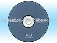 25GB 4x blu-ray write once format