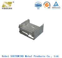 Manufacturer of Galvanized Auto Metal Stamping Cases Parts for DVD or VCD