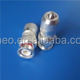 BNC male RF connector Coaxial connector BNC male crimping for cable RG58-HC-051-27