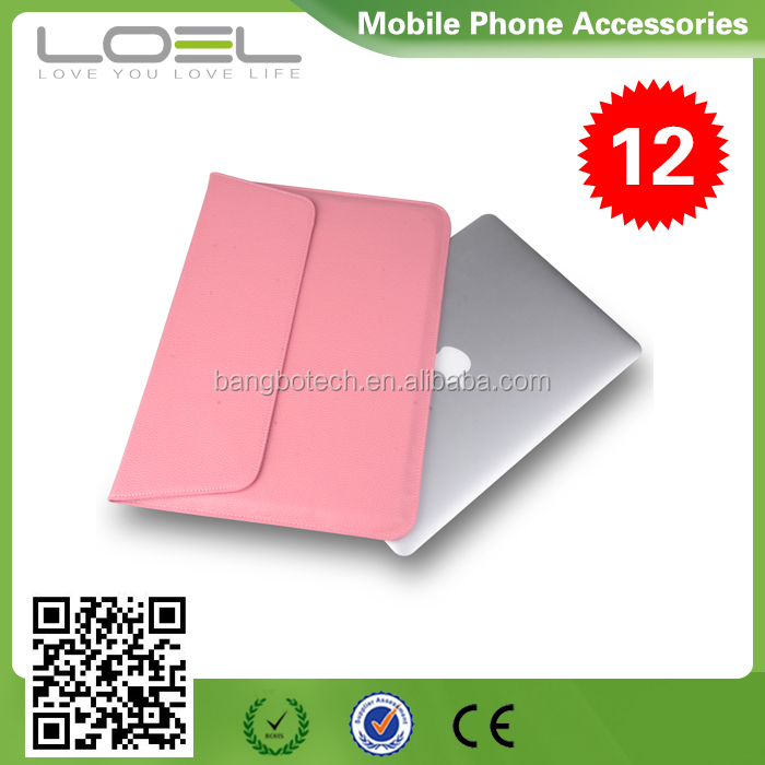 Hot selling sleeve bag for macbook pro 15 inch ,tablet accessaries for apple laptop 11-AV678(3)