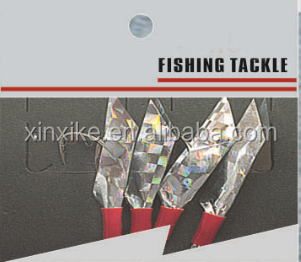 Wholesale Lumious Skin Fishing Hook