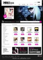 online store / webshop development,software needed for web design