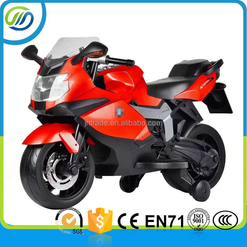 Rechargeable battery bike for kids motor bike 6V electric motorcycle