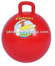 Jumping ball kids bouncing ball