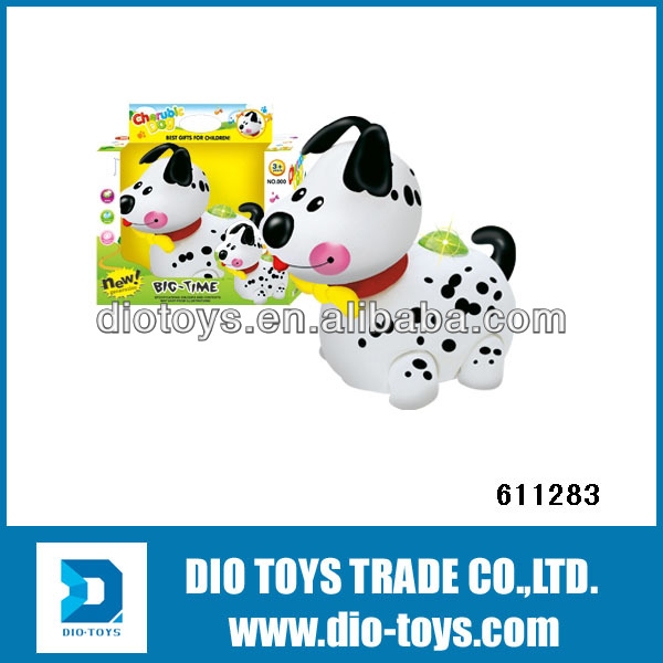 Hotsale Cheap Funny Electric Cartoon Dalmatians For Kid