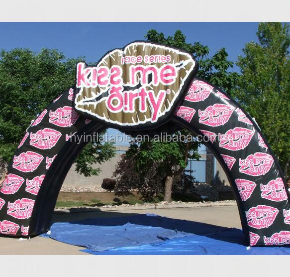 Cheap inflatable marry arch,inflatable wedding arches