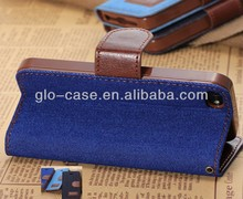 case for apple iphone5c leather case for iphone5c