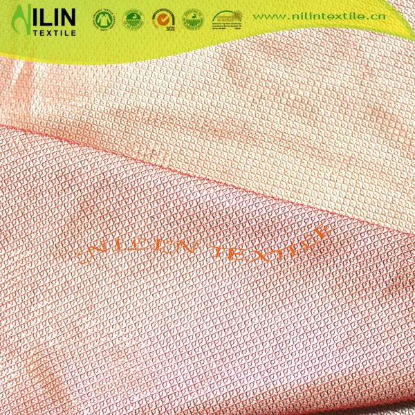 Stocklot knintted mesh fabric for clothing