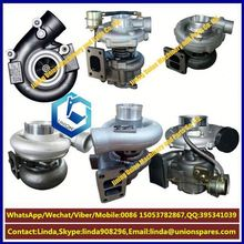 Hot sale for for komatsu D65-12 turbocharger model TO4E08 Part NO. 6151-81-8500 S6D125 engine turbocharger OEM NO. 466704-0213