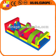 2013 giant inflatable structure obstacle course