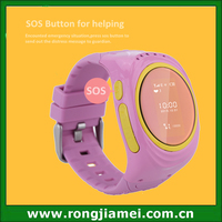2015 Children GPS Watch Smart Watch Phone GPS Kids tracking Watch with Distance and SOS
