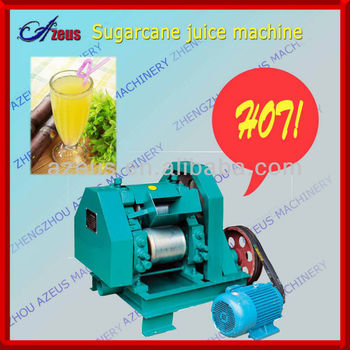 how to make a sugarcane juice extractor
