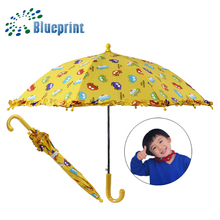 New invention cute custom print childrens umbrella for kids
