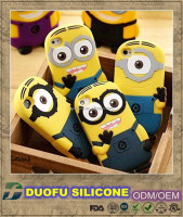 Free samples available minions mobile phone cover case