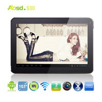 "Hot Stock Tablet PC 10.1"" A20 Dual Core Android 4.2 1G DDR3 16GB Flash HDMI USB 3G Wifi 3D E-book"