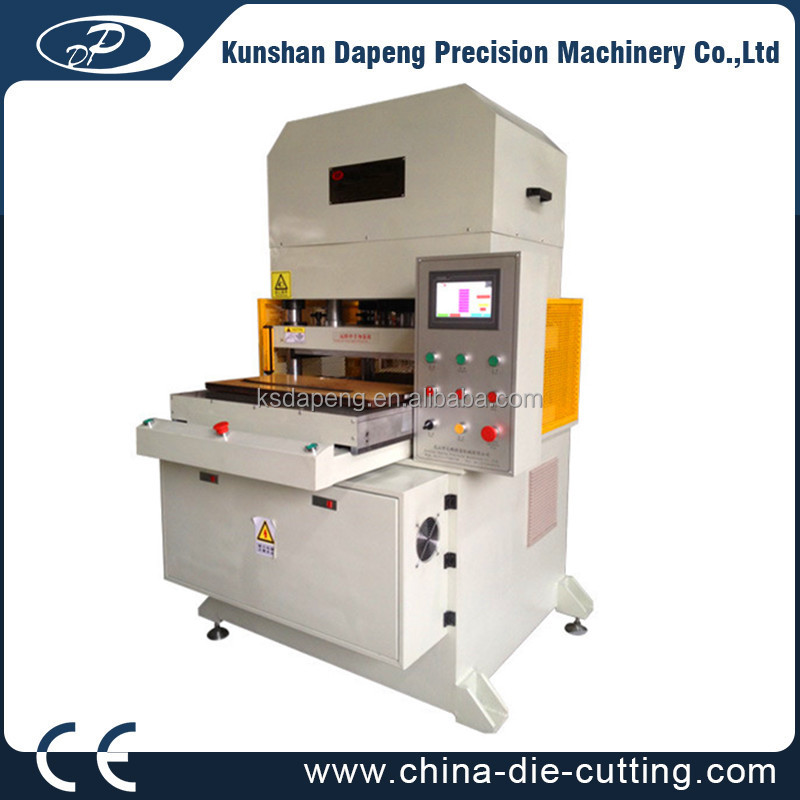 Double Faced Adhesive tape Hydraulic Die Cutting Machine DP-650P