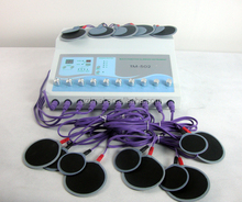 Cheap price russian wave ems electric facial massager muscle stimulator tm-502