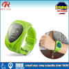 Three buttons real-time positioning child gps watch tracker with web software