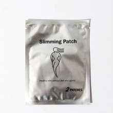 New product-Weight Loss Effectively Slims Body Burn Fat Detoxifying Meizi slimming Belly patch For Simple Obesit