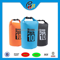 New Portable 10L 20L 30L Waterproof Bag Storage Dry Bag for Canoe Kayak Rafting Sports Outdoor Camping Travel Kit Equipment