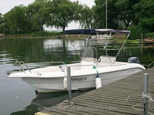 waterwish QD 18 OPEN center console fishing boat